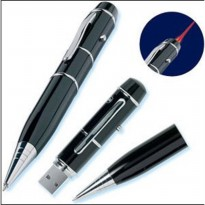 3in1 BallPoint Multifungsi (Pen, Laser Pointer & Flasdisk 8GB)