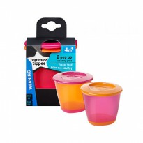 Tommee Tippee Pop Up Weaning Pots / Toples snack bayi