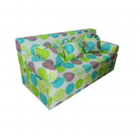 Sofabed Busa inoac EON D 23 Uk 200 x 160 x 20 cm 3 In 1