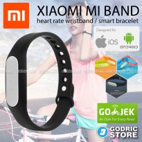 Xiaomi Mi Band Hitam Original