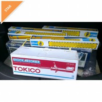Tokico made in thailand gas Toyota Camry 03-06 depan spsg