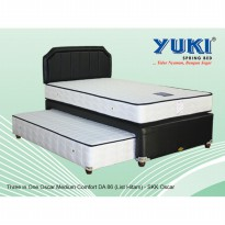 [Terbatas] 3 In 1 YUKI SPRINGBED TYPE Medium Comfort SKKLO
