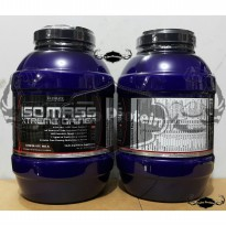 [Gold Product] Iso Mass Xtreme Gainer 10 Lbs Lb 10lbs 10lb Extreme X-Treme isomass