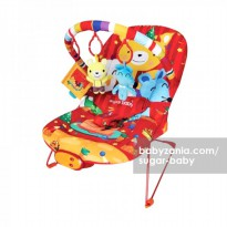 Sugar Baby Premium Healty Bouncer 3 Recline - Bear and Friend's