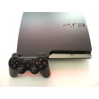 (Sale) Ps3 Slim Cech 25xx + Hdd 500gb + Full Games