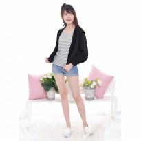 Jfashion Cropped Women's Jacket - Dellajacket