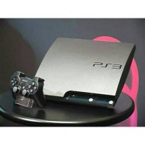 (Recommended) Ps3 Slim Sony + Hdd 120gb + Full Games