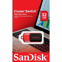 Flashdisk Sandisk Cruzer Switch 32GB