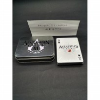 Playing Card / Kartu Remi Assassins Creed