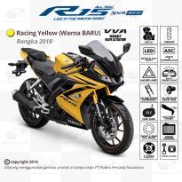 Yamaha R15 VVA [NEW COLOR] - OTR BKS, CKR, DPK