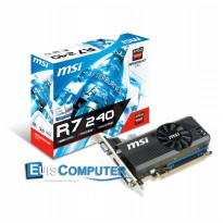 VGA NVIDIA AMD Series R7 240 2GD3/LP