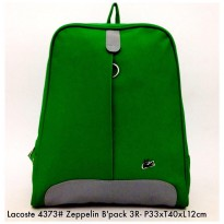 Tas Wanita Import Fashion Zeppelin Backpack 3R  4373 - 1