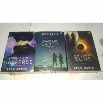 Set Novel Across the universe Beth revis Shades of earth A million sun