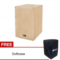 Kyre Cajon - Natural + Case