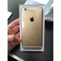 Original iPhone 6 64 GB GOLD Refurbished Garansi 1 Tahun