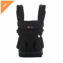 Ergobaby 360 Baby Carrier Pure Black