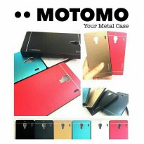 Motomo Hard Metal Back Case Sony Xperia Z3 Mini