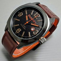 SUPERDRY LEATHER BROWN
