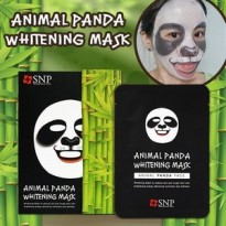 ANIMAL PANDA WHITENING MASK MASKER ANIMAL SNP ECERAN