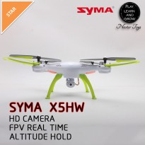 Quadcopter x5hw altitude hold 2mp fpv wifi upgrade dari x5sw x5c