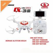 CHEERSON CX 32W CX-32W FPV WIFI LIVE VIDEO Transmission RC