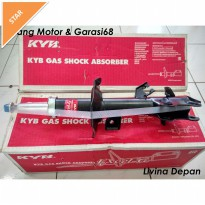 Shock Depan Belakang Nissan Grand Livina '07-On Kyb Excel-G