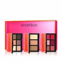 Smashbox Light It Up 3 Palette Set: Eyes, Contour, Lips