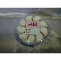 Putri Salju CooKis 500gr By CooKis SBY
