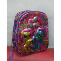 Tas Ransel TK 12' LED My Little Pony