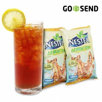 Nestea LEMON TEA by Nestle Professional 1 Kg Hemat-O Store