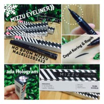 MIZZU Eyeliner perfect wear sudah BPOM