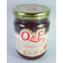Strawberry Jam Q&E