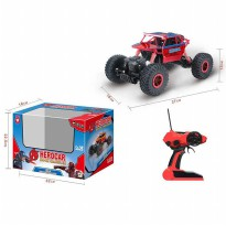 Hero Car R/c 4WD Rock Crawler Spiderman