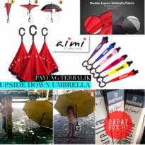 Aimi Payung Terbalik by Remax / Upside Down Umbrella