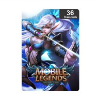 Diamond Mobile Legends 36