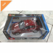 burago 1:18 BMW X6 M red