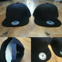 SNAPBACK HURLEY IMPORT surfing edition unisex
