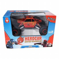 Hero Car R/c 4WD Rock Crawler Ironman
