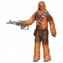 Star Wars The Force Awakens Hero Series Deluxe 12-Inch Chewbacca Figure