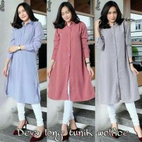 Deva Long Tunik