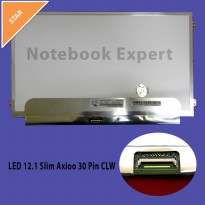 LED 12.1 Slim Axioo 30 Pin CLW