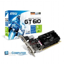 VGA NVIDIA MSI N610 2GD3/LP