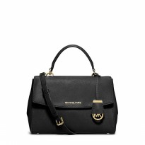 Michael Kors Ava Small - Hitam (DB200 Black)