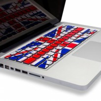 Keyboard Protector Country Flag Macbook Pro Unibody 15,4 Inch