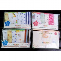 Baby Grow Washcloth 6in1 / Sapu tangan