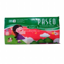 Paseo Travel Pack Tissue 50's 2 ply