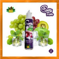 Liquid Snowflake Grape