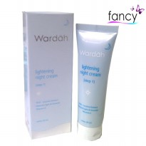 Wardah Lightening Night Cream Step 1 20ml