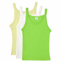 Finy Girls - Kid's Singlet - Singlet Anak Perempuan - Color 02