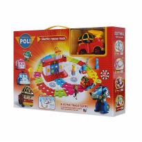 ROBOCAR POLI ELECTRIC RESCUE TRACK 77C - Mainan Robocar Poli - Ages3+